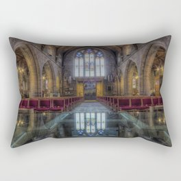 Upon Reflection Rectangular Pillow