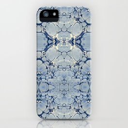Winter Blue iPhone Case