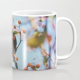 Bird & Berries Coffee Mug