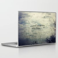 dreamer Laptop & iPad Skins featuring Dreamer by KunstFabrik_StaticMovement Manu Jobst