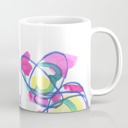 Strawflowers in the Summer Coffee Mug