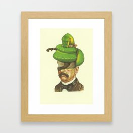 Guerrero Verde  Framed Art Print