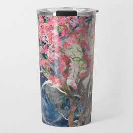 Love Makes The Earth Bloom Travel Mug