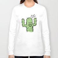 hug Long Sleeve T-shirts featuring Hug? by UNDeRT4keR