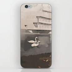 At the waters edge iPhone & iPod Skin