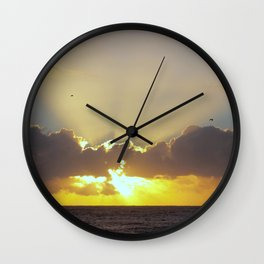 Heaven Sent Wall Clock