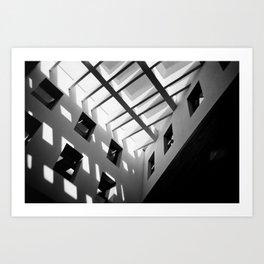 Penetration Art Print