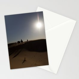 Deep in the Sahara Stationery Cards