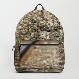 Train Tacks Backpack