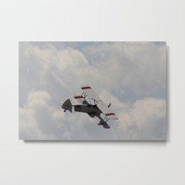 Flying History - 8 Metal Print