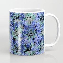 Modern Nature Print Pattern Coffee Mug