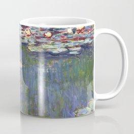 1916-Claude Monet-Waterlilies-200 x 200 Coffee Mug
