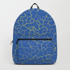 Crackle at the Poolside Backpack