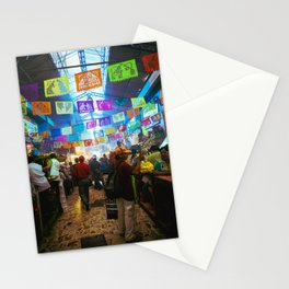 Mexican Market Stationery Cards
