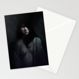 Portrait of Ikuko's Ghost Stationery Cards