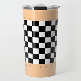 chessboard 4 Travel Mug