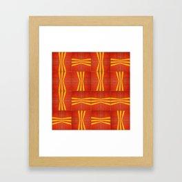 kkk Framed Art Print
