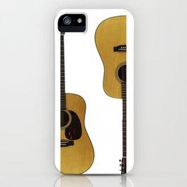 guitar t shirt iPhone Case