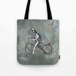 Goose Ride Tote Bag