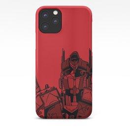 Transformers: Optimus Prime iPhone Case