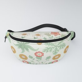 Daisy by William Morris, 1864 Fanny Pack