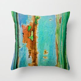 83 - Found and loved Throw Pillow