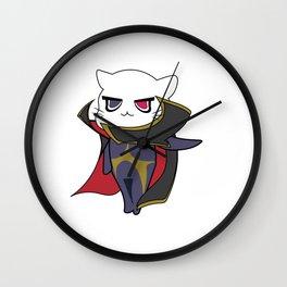 Lelouch vi Meowtannia - Code Geass Wall Clock