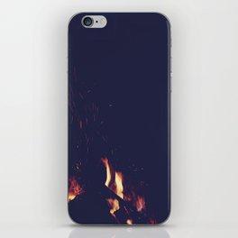FIRE 3 iPhone Skin