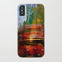 A British city iPhone Case