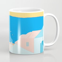 In Greece Coffee Mug