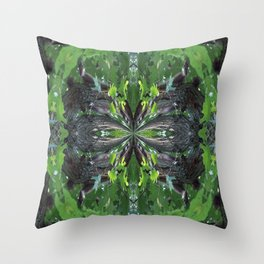 Nature's Twists # 17 Throw Pillow