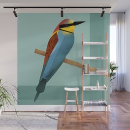 bee eater Wall Mural