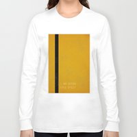 bill Long Sleeve T-shirts featuring Kill Bill by Ewan Arnolda