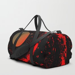 Dust 03 - Post Biological Universe Duffle Bag