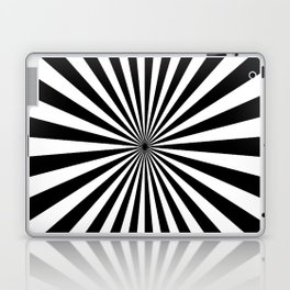 2017 COLLECTION| BLACK AND WHITE |  OPTICAL Laptop & iPad Skin