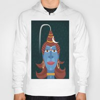 transformer Hoodies featuring Lord Shiva - Transformer or Destroyer by quackdesigns