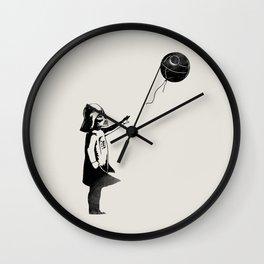 Let go the dark side Wall Clock