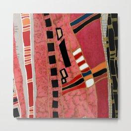 Quadratum 23 bis Metal Print