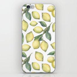 Lemon Fresh iPhone Skin