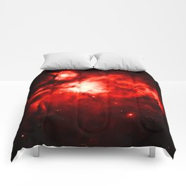 Orion NeBULA : Red Comforters