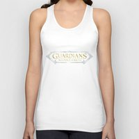 guardians Tank Tops featuring Guardians by anto harjo