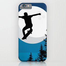 The perfect ollie trick iPhone Case