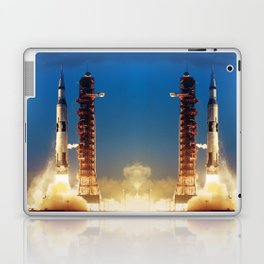 "Apollo Saturn V ""LIFTOFF"" 1967 Laptop & iPad Skin"