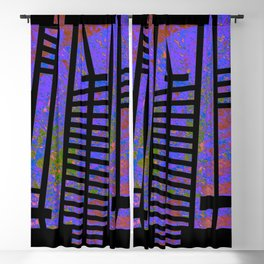 Directional Blackout Curtain