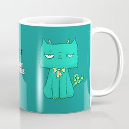 Furrrycat Coffee Mug