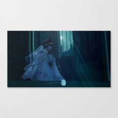Dark Souls - Dark Sun Gwyndolin Canvas Print