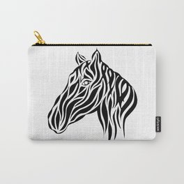 Tribal Horse Carry-All Pouch