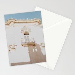 Golden Hacienda Stationery Cards
