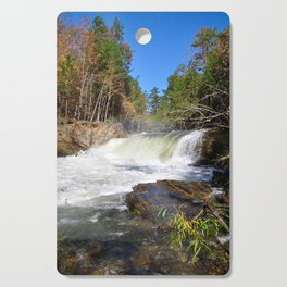 waterfall Cutting Board