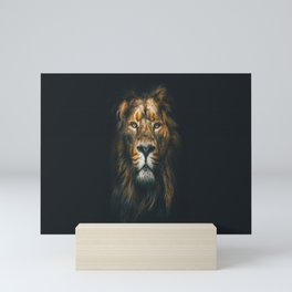 Lion ,animal Mini Art Print